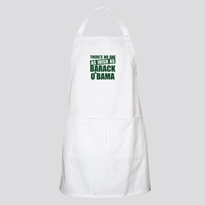 As Irish As O'Bama BBQ Apron