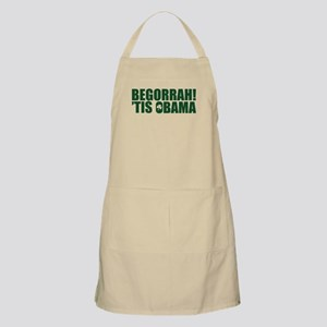 Begorrah O'Bama BBQ Apron