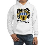 Raynaud Family Crest Hooded Sweatshirt