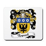 Raynaud Family Crest Mousepad