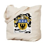 Raynaud Family Crest Tote Bag