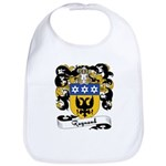 Raynaud Family Crest Bib