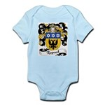 Raynaud Family Crest Infant Creeper