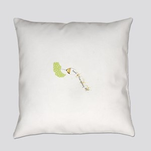Chardonnay Day Everyday Pillow