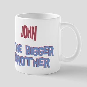John - The Bigger Brother Mug