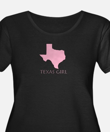 Texas Girl Plus Size T-Shirt