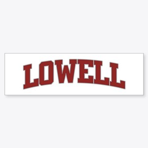 LOWELL Design Bumper Sticker
