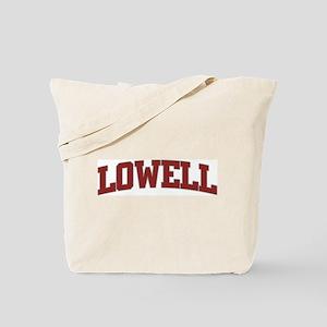 LOWELL Design Tote Bag