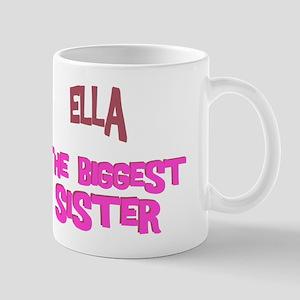 Ella - The Biggest Sister Mug