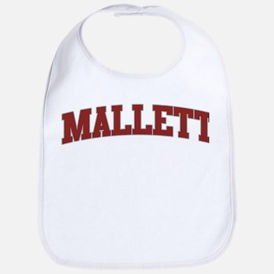 MALLETT Design Bib