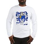 Roger Family Crest Long Sleeve T-Shirt
