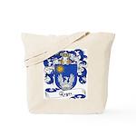 Roger Family Crest Tote Bag
