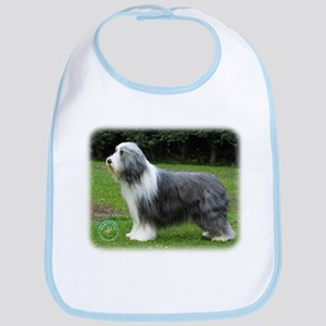 Bearded Collie 8R002D-16 Bib