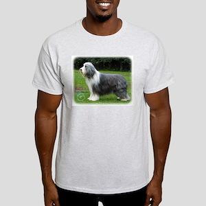 Bearded Collie 8R002D-16 Light T-Shirt