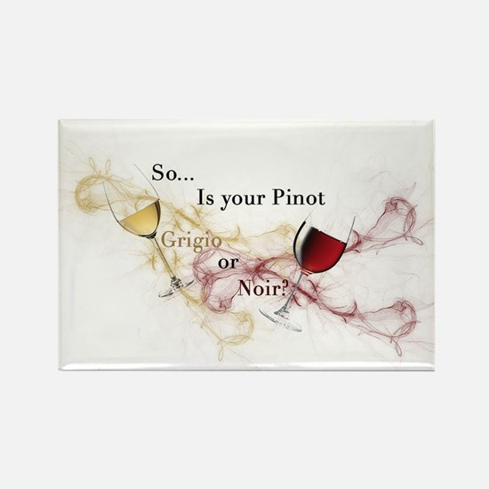 Pinot Grigio or Noir? Magnets