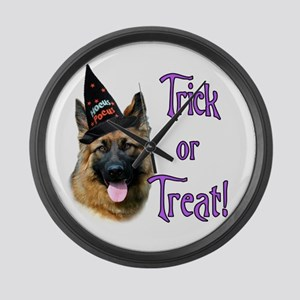 GSD Trick Large Wall Clock