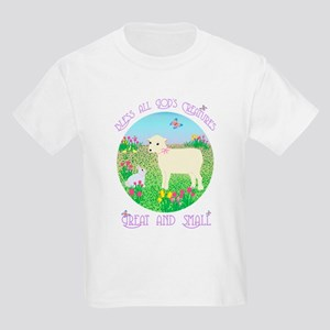 Bless All God's Creatures Kids T-Shirt