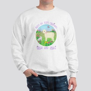 Bless All God's Creatures Sweatshirt