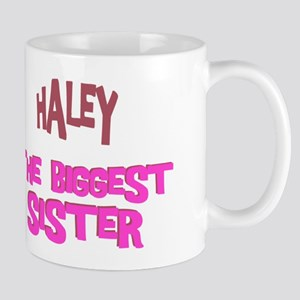 Haley - The Biggest Sister Mug