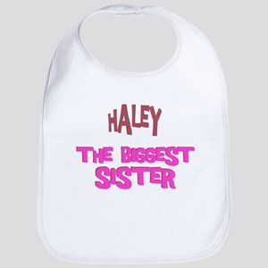 Haley - The Biggest Sister Bib