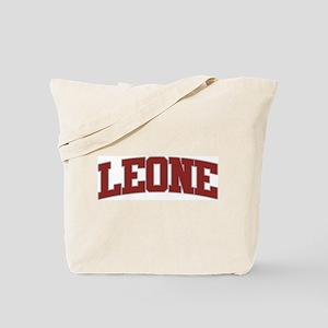 LEONE Design Tote Bag