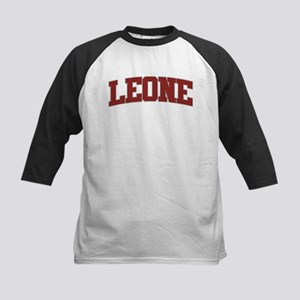LEONE Design Kids Baseball Jersey