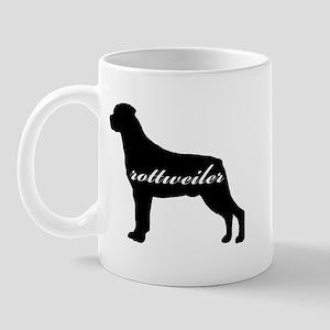 Rottweiler DESIGN Mug