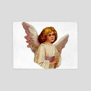 Angel illustration 6 5'x7'Area Rug