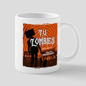 T.V. Zombies Mug