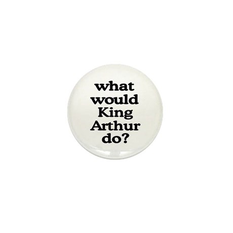 King Arthur Mini Button (10 pack)