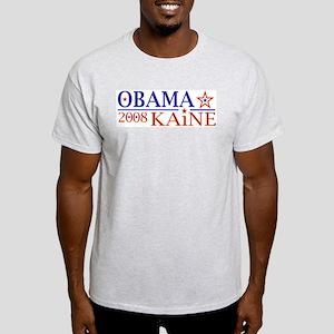 Obama Kaine 08 Light T-Shirt