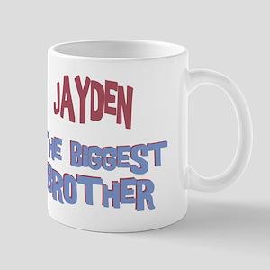 Jayden - The Biggest Brother Mug