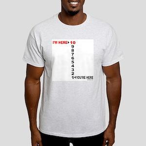 I'M A TEN Light T-Shirt