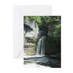 Havana Glen NY Greeting Cards (Pk of 20)