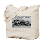 The Jersey Lilly Tote Bag