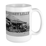 The Jersey Lilly Large Mug