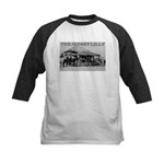 The Jersey Lilly Kids Baseball Jersey