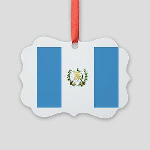 Flag of Guatemala Ornament