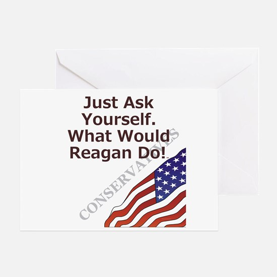 Conservative Mantra Greeting Card