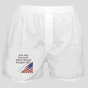 Conservative Mantra Boxer Shorts