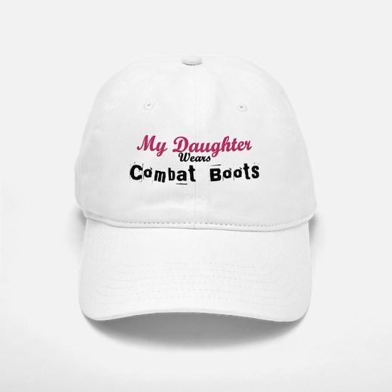 My Daughter Wears Combat Boot Baseball Baseball Cap