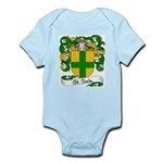 St. Croix Family Crest Infant Creeper