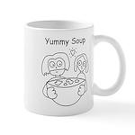 yummy soup Mug