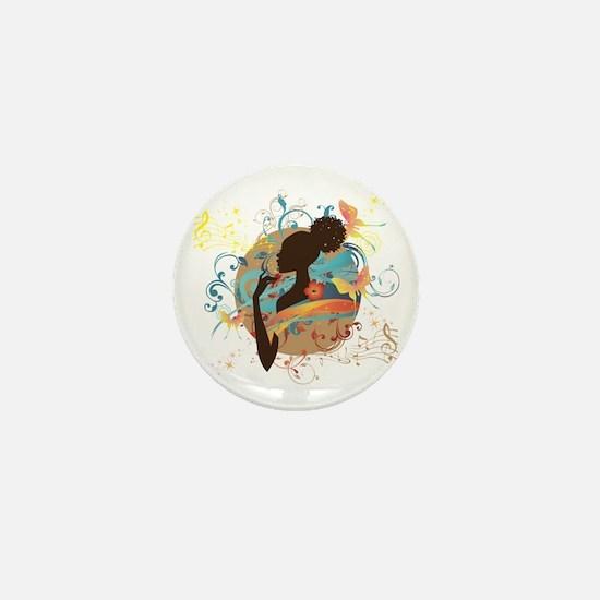 Musical Dream Mini Button