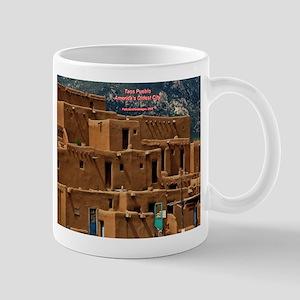Taos Pueblo Mug