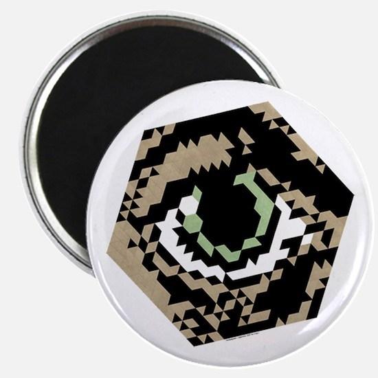Hex Eye Magnet