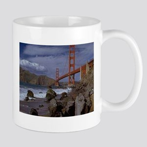 Golden Gate from the Pacific Mug