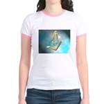 Floating Tools Jr. Ringer T-Shirt