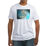 Floating Tools Fitted T-Shirt