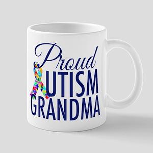 Autism Grandma Pride Mug